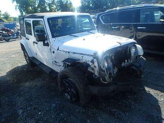 Jeep Wrangler Sport 2012
