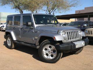 Used 2014 Jeep Wrangler Sahara in Scottsdale, Arizona