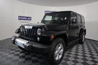 Used 2015 Jeep Wrangler Sahara in Venice, Florida