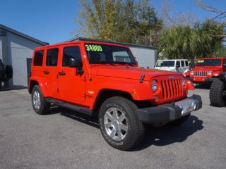 Used 2015 Jeep Wrangler Sahara in Sarasota, Florida