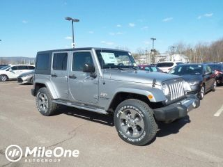 Used 2018 Jeep Wrangler Sahara in Wilkes Barre, Pennsylvania