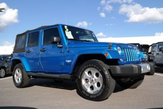 Used 2015 Jeep Wrangler Sahara in Lakeland, Florida
