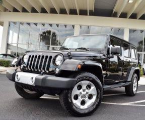 Used 2015 Jeep Wrangler Sahara in Tampa, Florida