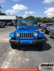 Used 2016 Jeep Wrangler Sahara in Summerville, South Carolina