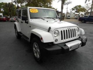 Used 2015 Jeep Wrangler Sahara in Vero Beach, Florida
