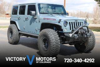 2015 Jeep Wrangler Rubicon >> Used 2015 Jeep Wrangler Rubicon In Longmont Colorado