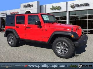 Used 2017 Jeep Wrangler Rubicon in Ocala, Florida