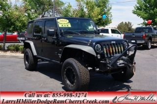 Used 2014 Jeep Wrangler Rubicon in Denver, Colorado