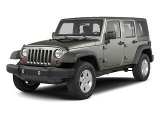 Jeep Wrangler Sport RHD 2013