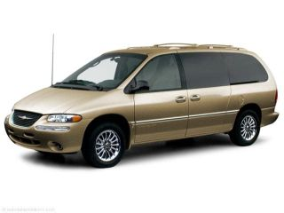 Chrysler Town & Country Limited Edition 2000