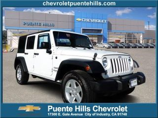 Used 2015 Jeep Wrangler Sport in City of Industry, California