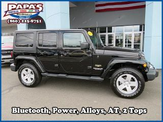 Used 2012 Jeep Wrangler Sahara in New Britain, Connecticut