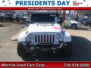 Used 2012 Jeep Wrangler Sahara In Nanuet New York