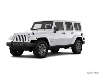 Jeep Wrangler Rubicon 2018