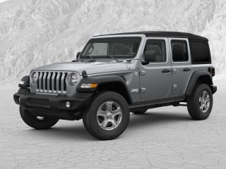 Used 2018 Jeep Wrangler Sport in Silver Spring, Maryland