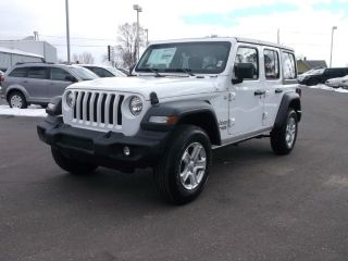 Used 2018 Jeep Wrangler Sport in Manistee, Michigan