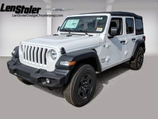 Used 2018 Jeep Wrangler Sport in Westminster, Maryland
