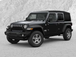 Used 2018 Jeep Wrangler Sport in West Springfield, Massachusetts