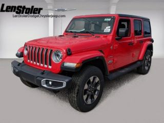 Used 2018 Jeep Wrangler Sahara in Westminster, Maryland