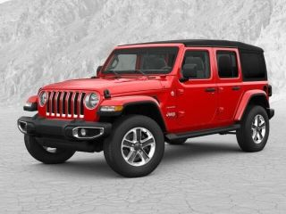 Used 2018 Jeep Wrangler Sahara in Medford, Massachusetts
