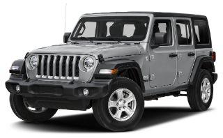 Used 2018 Jeep Wrangler Sahara in Virden, Illinois