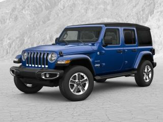 Used 2018 Jeep Wrangler Sahara in Gaithersburg, Maryland