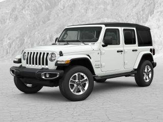 Jeep Wrangler Sahara 2018