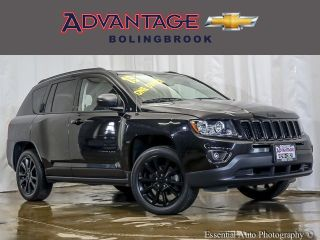 Jeep Compass Altitude Edition 2015