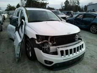 Jeep Compass Sport 2012