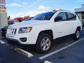 Used 2015 Jeep Compass Sport in Pompano Beach, Florida