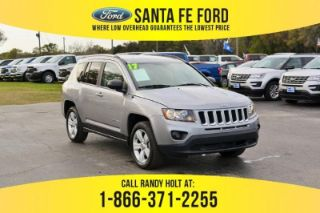 Used 2017 Jeep Compass Sport in Alachua, Florida