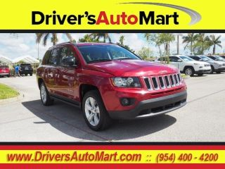 Used 2017 Jeep Compass Sport in Davie, Florida