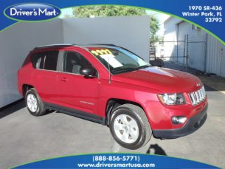 Used 2015 Jeep Compass Sport in Winter Park, Florida