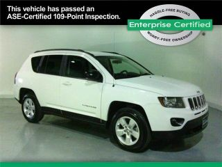 Used 2014 Jeep Compass Sport in Oklahoma City, Oklahoma