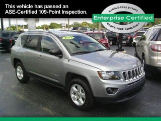 Used 2015 Jeep Compass Sport in Orlando, Florida