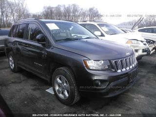 Jeep Compass Sport 2015