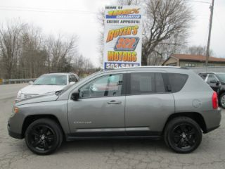 Used 2012 Jeep Compass Sport in DuBois, Pennsylvania