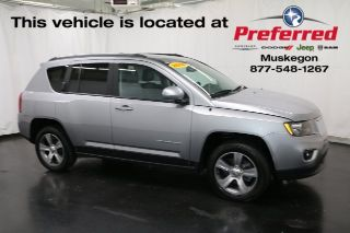 Used 2016 Jeep Compass Latitude in Muskegon, Michigan
