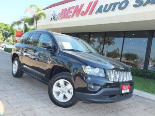 Used 2017 Jeep Compass Latitude in West Park, Florida