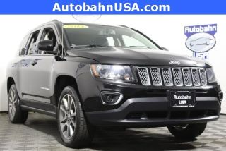 Used 2014 Jeep Compass Limited Edition In Westborough Massachusetts
