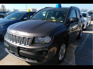 Jeep Compass Latitude 2016
