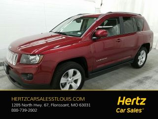 Used 2017 Jeep Compass Latitude in Florissant, Missouri