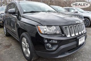 Used 2016 Jeep Compass Latitude in Beacon, New York