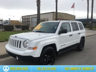 Used 2014 Jeep Patriot Sport in Salinas, California