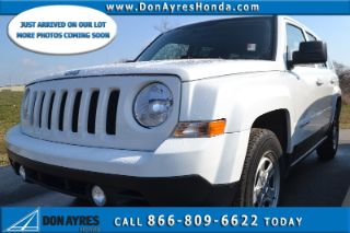 Used 2014 Jeep Patriot Sport in Fort Wayne, Indiana