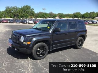 Used 2014 Jeep Patriot Sport in San Antonio, Texas