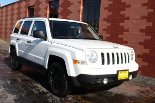 Used 2014 Jeep Patriot Sport in Seattle, Washington