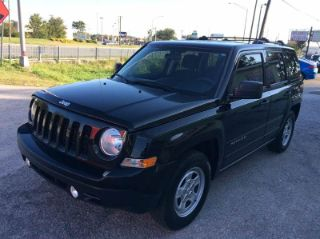 Jeep Patriot Altitude Edition 2014