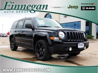 Used 2014 Jeep Patriot Sport in Rosenberg, Texas