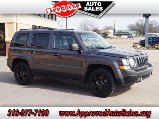 Used 2015 Jeep Patriot Altitude Edition in Wichita, Kansas